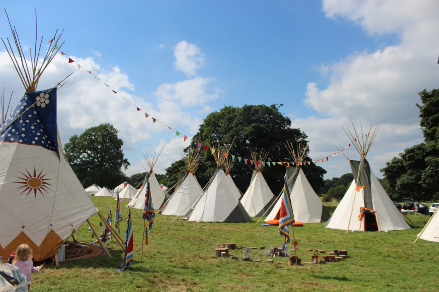 brand new 2ac47 91ec4 Tipi Hire | The Green Gathering